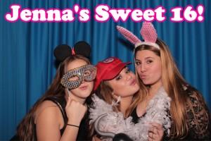 Jennas Sweet 16