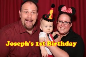 Joseph's 1st