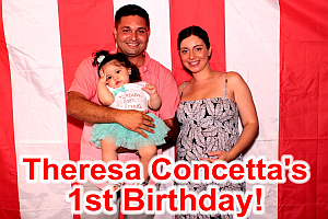 Theresa 1st Bday